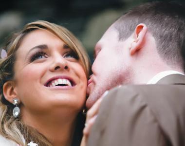 Bride at her wedding in Burnley