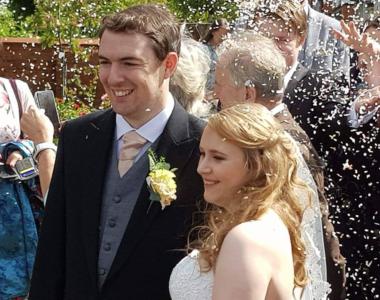 Alice Jackson Chester Wedding